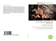 Bookcover of Dong Chang