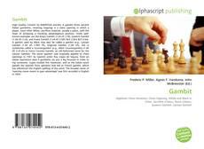 Capa do livro de Gambit