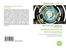 Bookcover of Méthode Ab Initio de Chimie Quantique