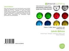 Buchcover von Jakob Böhme