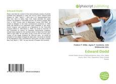 Bookcover of Edward Dodd