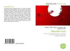 Bookcover of Nouvelle Lune