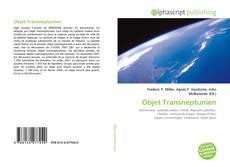 Objet Transneptunien的封面