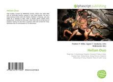 Copertina di Helian Duo