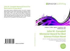 Обложка John W. Campbell Memorial Award for Best Science Fiction Novel