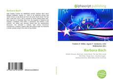 Buchcover von Barbara Bach