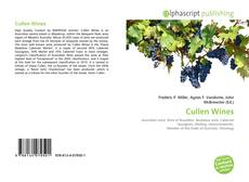 Bookcover of Cullen Wines