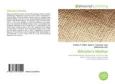 Buchcover von Whistler's Mother