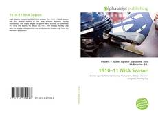 Bookcover of 1910–11 NHA Season