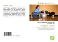 Buchcover von Personal Trainer