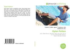 Dylan Patton kitap kapağı