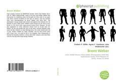 Brent Weber的封面