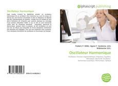 Capa do livro de Oscillateur Harmonique