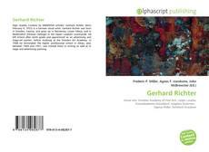 Buchcover von Gerhard Richter