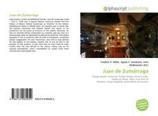 Capa do livro de Juan de Zumárraga
