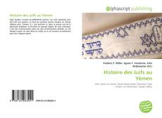 Bookcover of Histoire des Juifs au Yémen