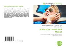 Bookcover of Alternative Investment Market