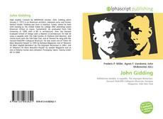John Gidding的封面