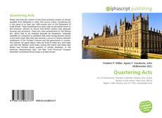 Quartering Acts的封面