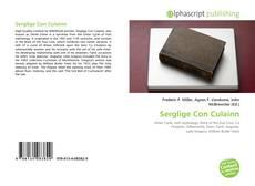 Buchcover von Serglige Con Culainn