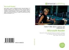 Bookcover of Microsoft Reader