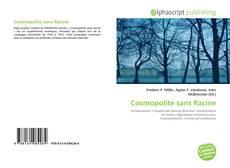 Cosmopolite sans Racine的封面