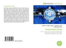 Couverture de Interaction Forte