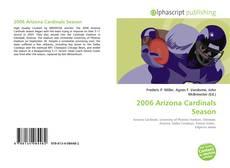 Copertina di 2006 Arizona Cardinals Season