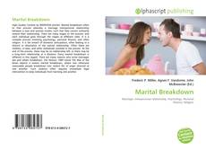 Capa do livro de Marital Breakdown