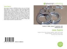 Portada del libro de Jose Saenz
