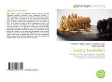 Portada del libro de Evgeny Sveshnikov