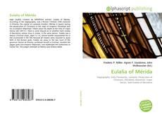Portada del libro de Eulalia of Mérida