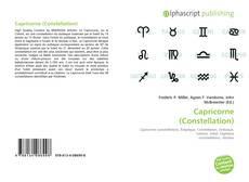 Couverture de Capricorne (Constellation)