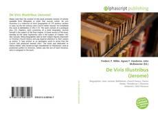 Bookcover of De Viris Illustribus (Jerome)