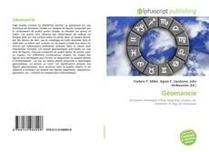 Обложка Géomancie