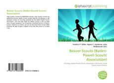 Capa do livro de Beaver Scouts (Baden-Powell Scouts' Association)