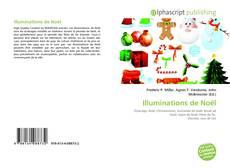 Buchcover von Illuminations de Noël