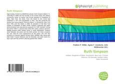 Borítókép a  Ruth Simpson - hoz