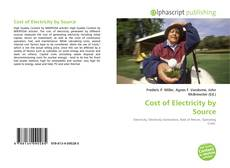 Couverture de Cost of Electricity by Source