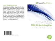 Copertina di 2009–10 Gambrinus Liga