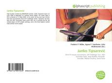 Capa do livro de Janko Tipsarević