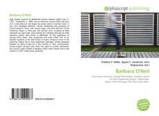 Обложка Barbara O'Neil