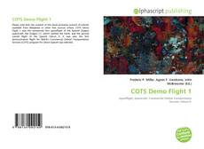 Bookcover of COTS Demo Flight 1