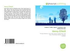 Bookcover of Henry O'Neill