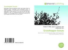 Capa do livro de Grasshopper Scouts