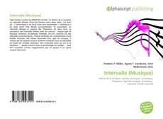 Buchcover von Intervalle (Musique)