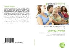 Portada del libro de Comedy (Drama)