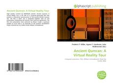 Bookcover of Ancient Qumran: A Virtual Reality Tour