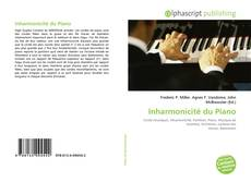 Portada del libro de Inharmonicité du Piano