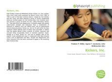 Buchcover von Kickers, Inc.